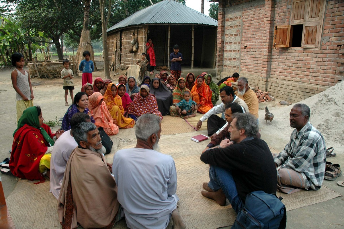 Evalution-Meeting-Bangladesh